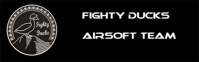 Fighty Ducks Airsoft Team – FDAT Logo